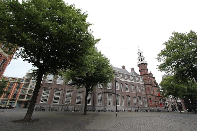 Старая ратуша Гааги