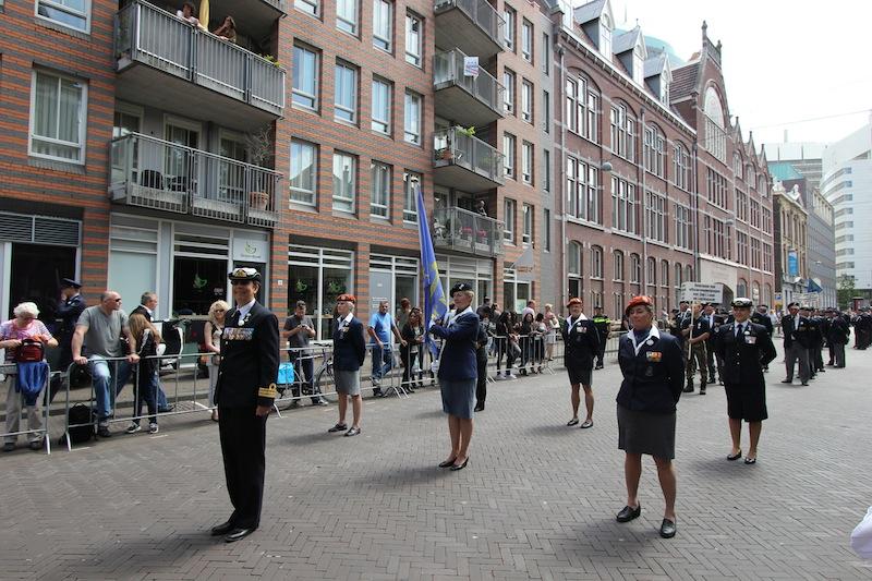 Военный парад, посвященный Дню ветеранов