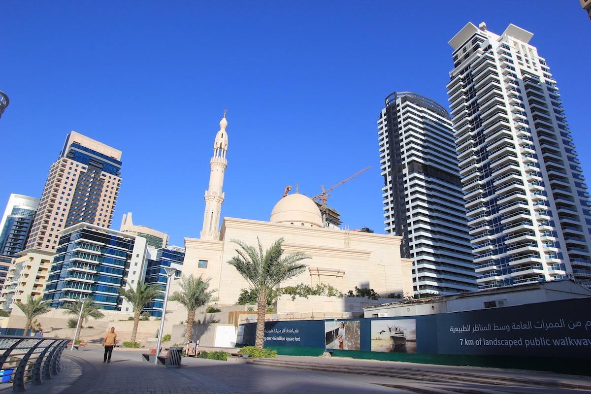 Мечеть Ар-Рахим в Дубае