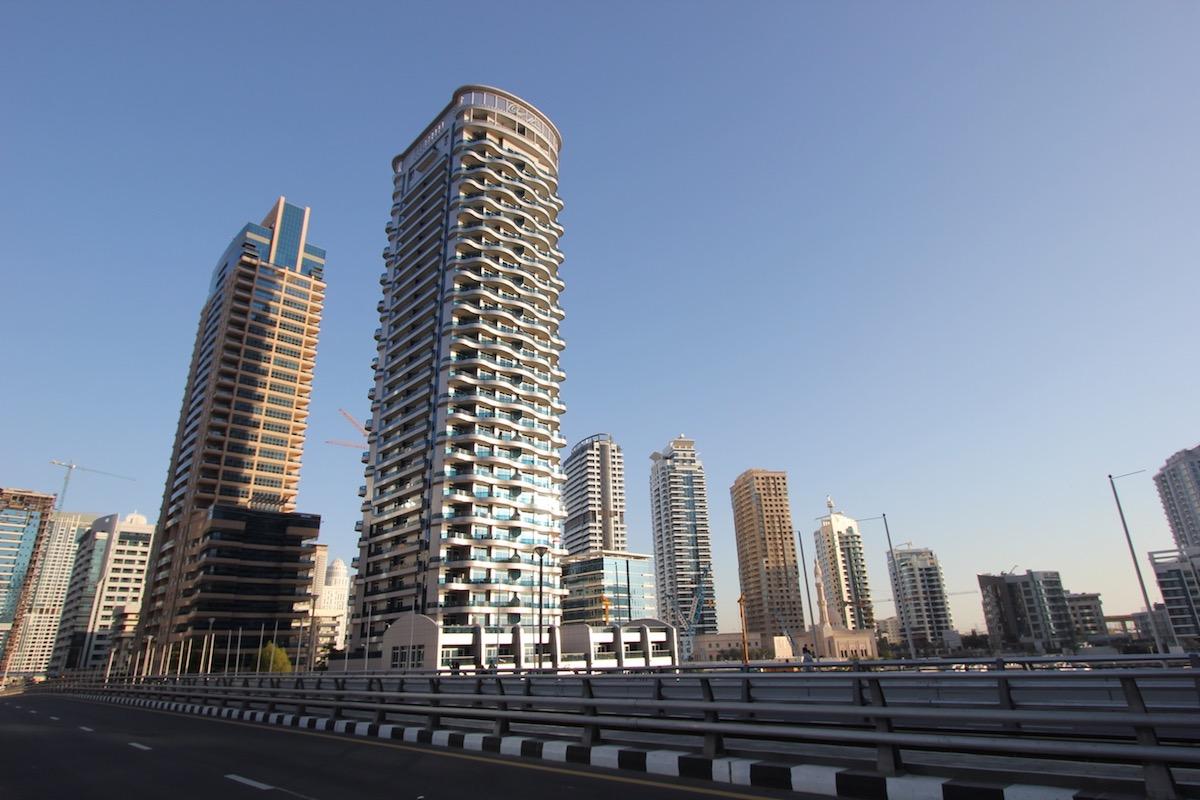 Башня Орра Марина