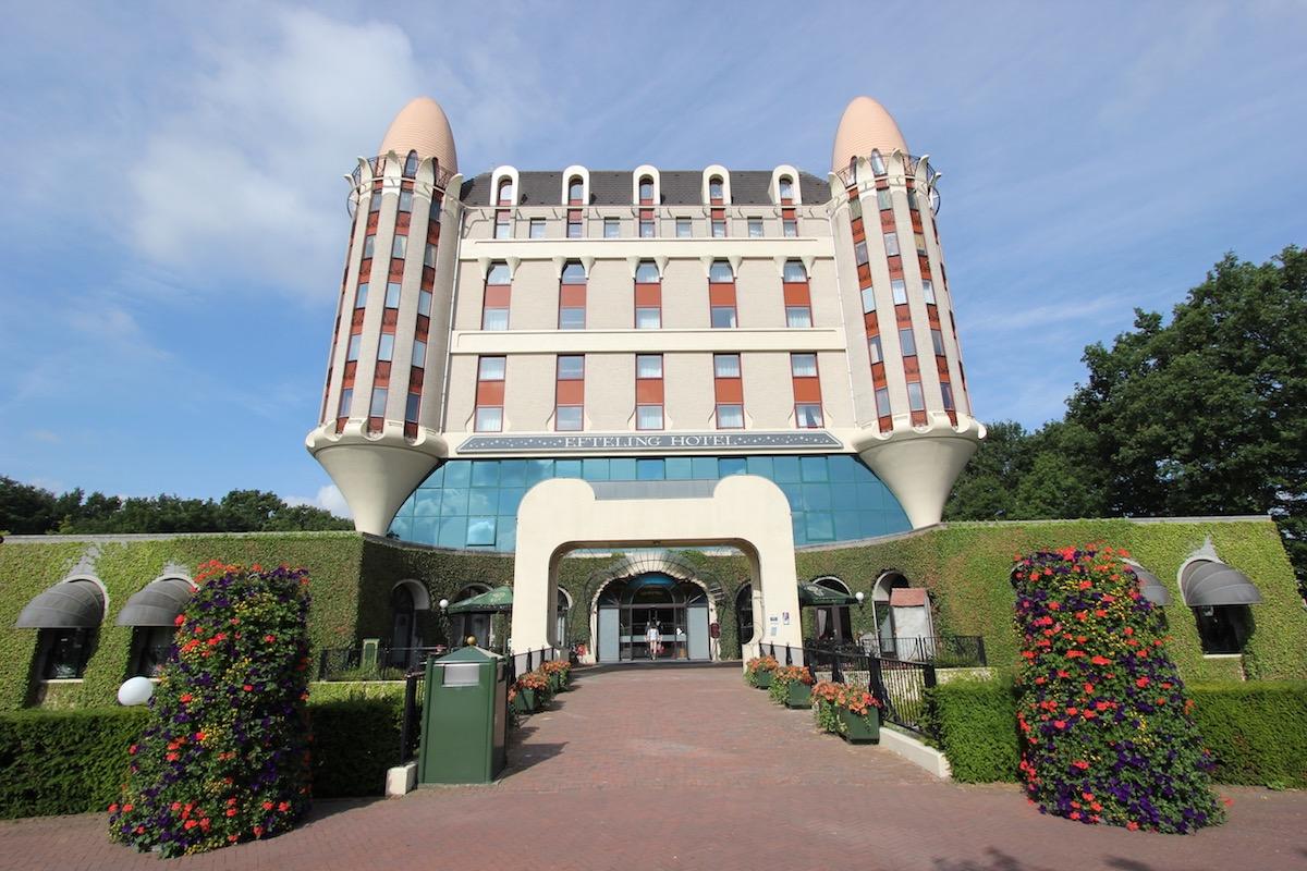 Отель Эфтелинг в Катсхёвеле