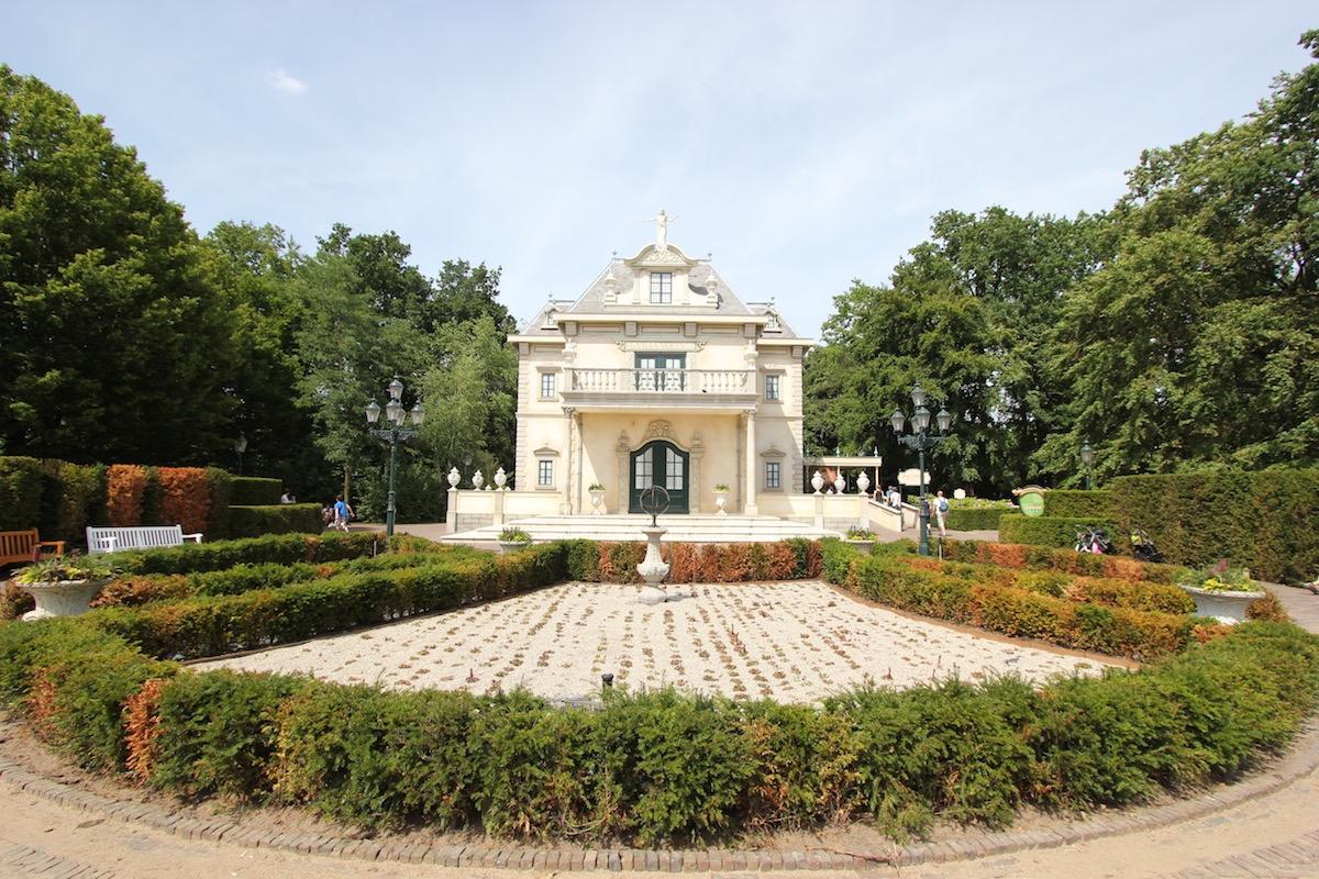 Аттракцион Villa Volta