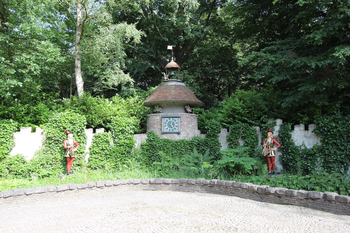 The Magic Clock в Эфтелинге