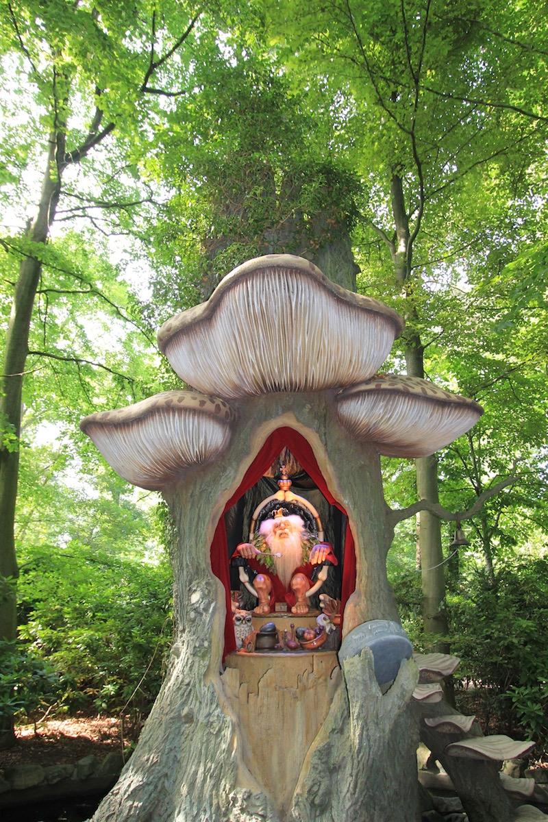 Сказочный лес в Эфтелинге