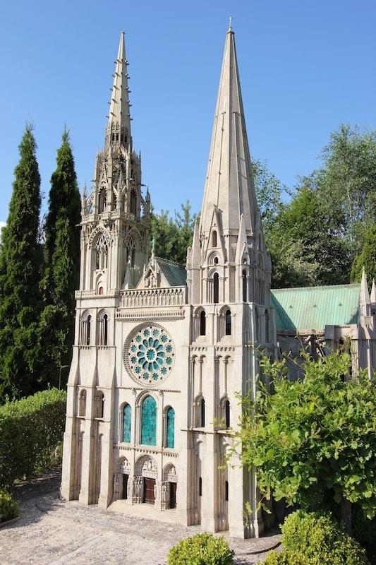 Кафедральный собор в Шартре