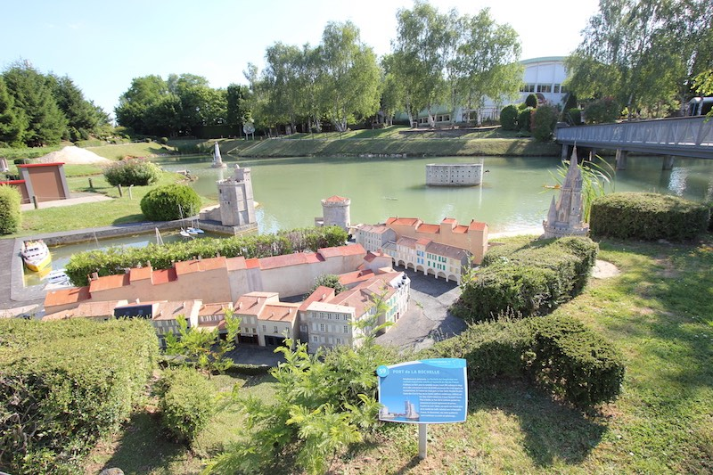 Порт Ла-Рошель на западе Франции