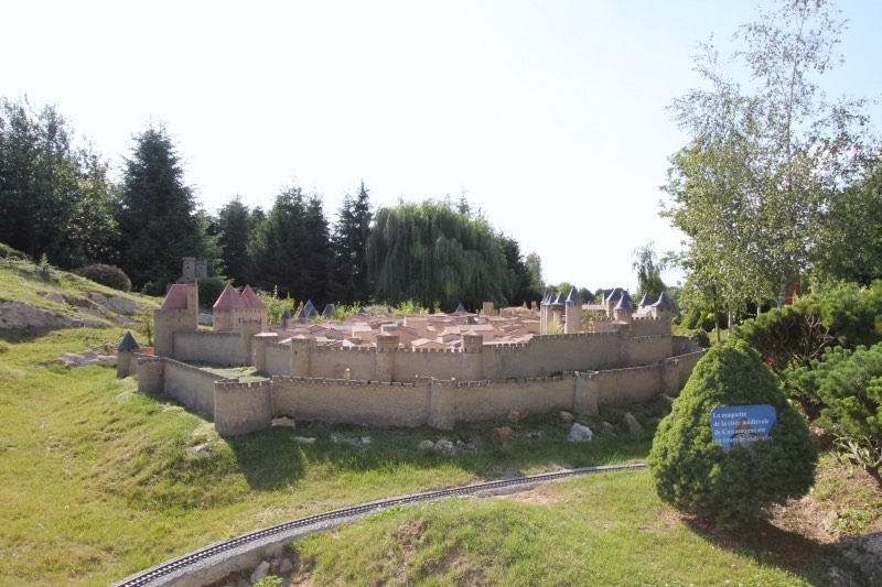 Город и замок Каркассон
