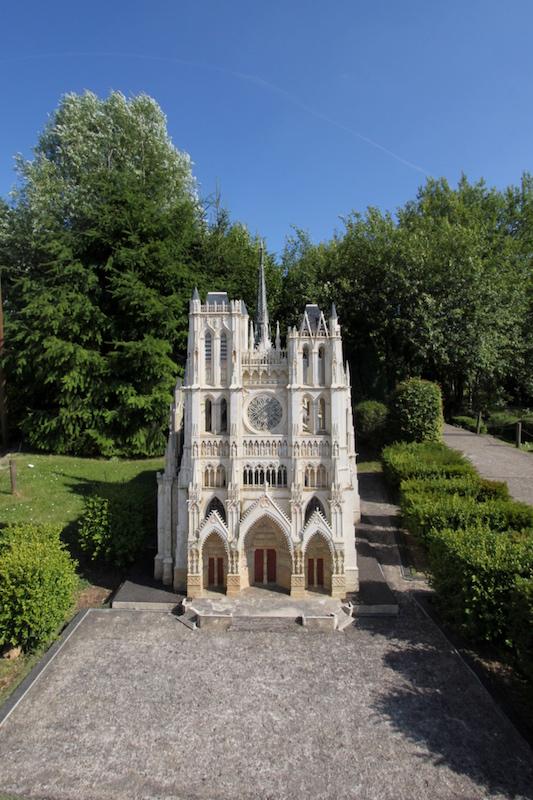 Кафедральный собор в Амьене