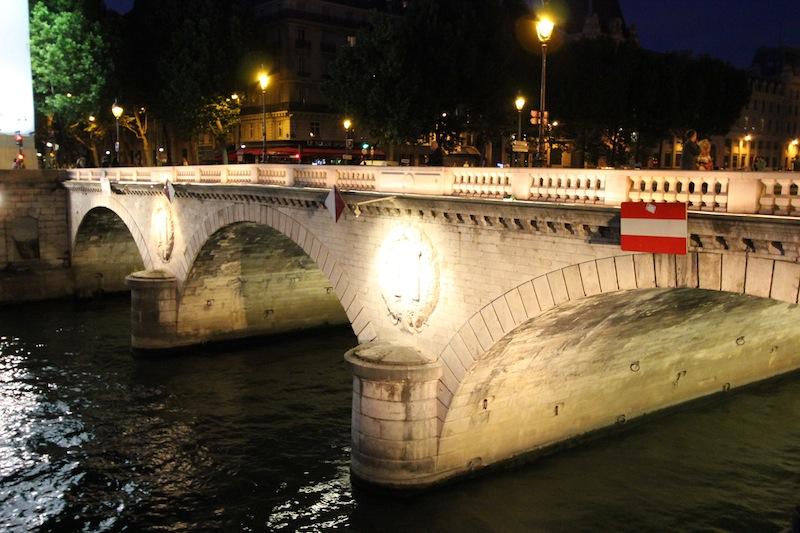 Мост Сен-Мишель