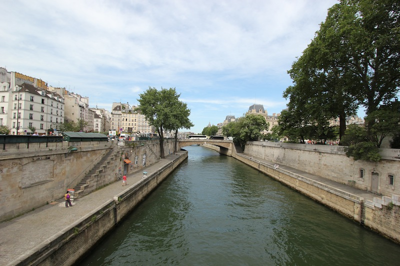 Малый мост на левый берег