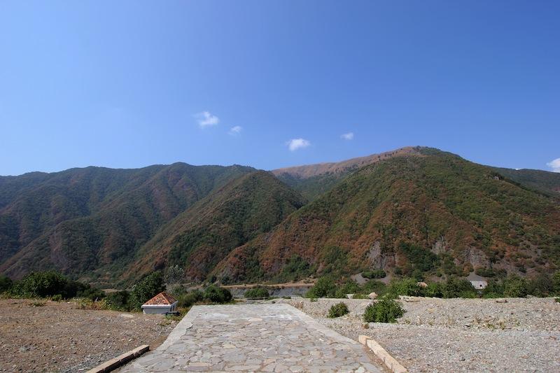Склоны Большого Кавказа