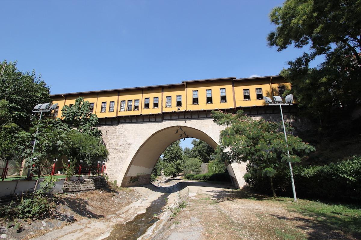 Мост Ирганди в Бурсе