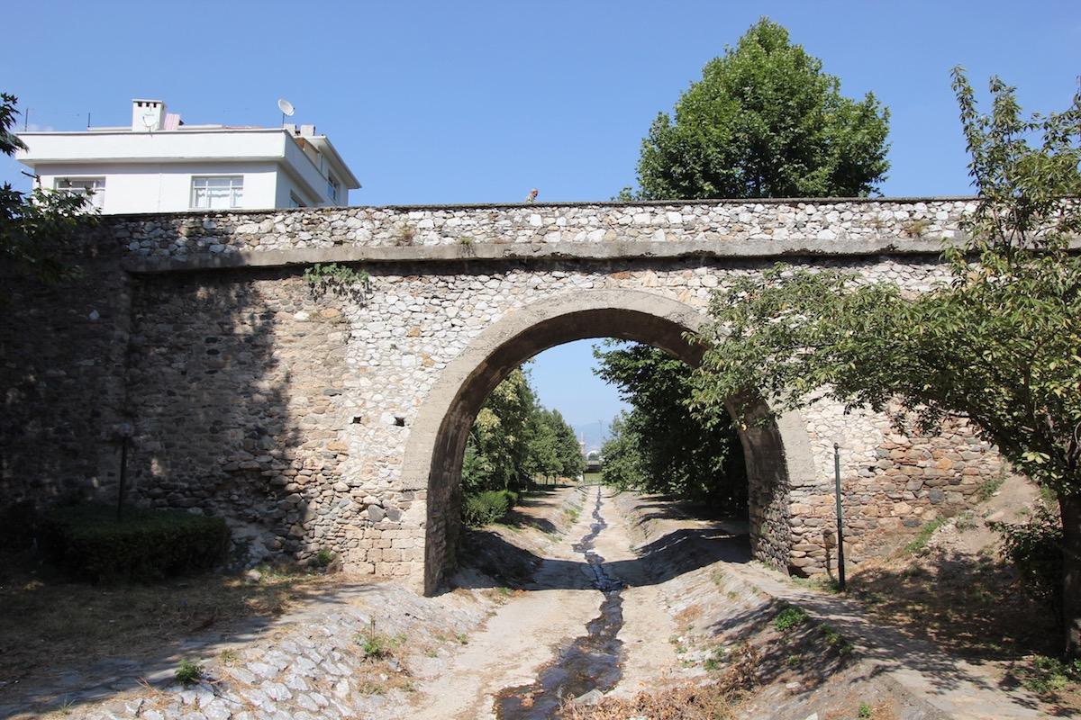 Мост Боячыкуллугу в Бурсе