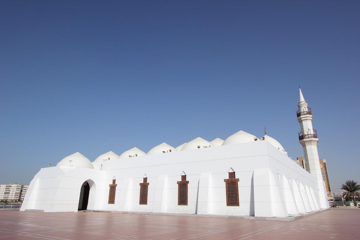 Мечеть Эль-Джуффали в Джидде