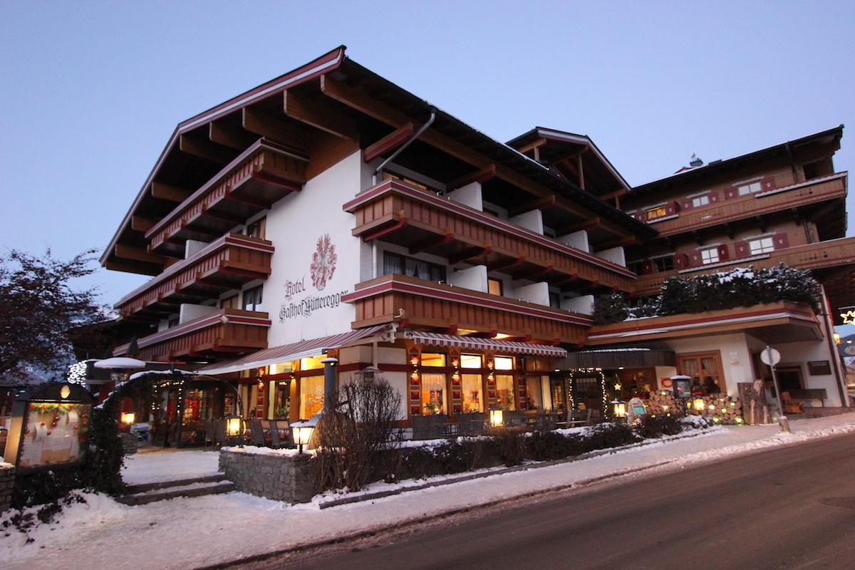 Hotel Gasthof Mitteregger