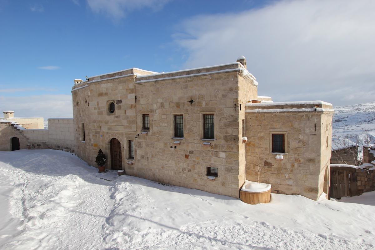Гостевой дом Калеконак в Учхисаре