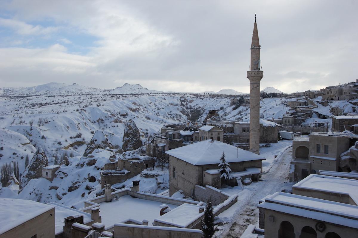 Мечеть Эмине-хатун в Учхисаре