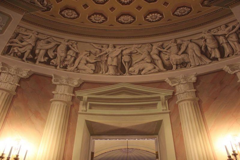 Интерьер Круглого зала