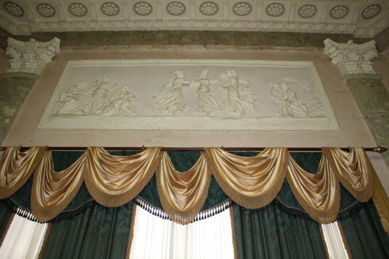 Интерьер Мраморного зала