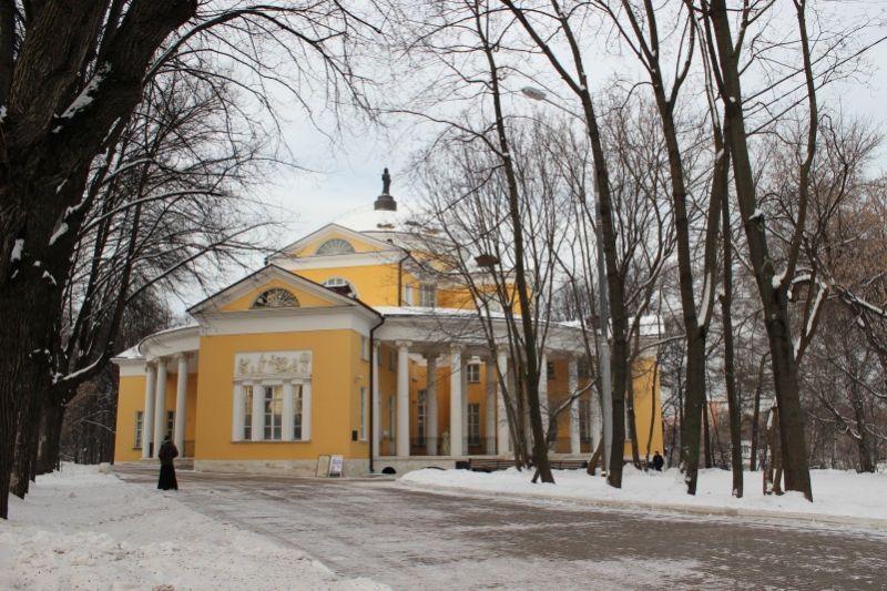 Дворец Н. А. Дурасова в Люблино