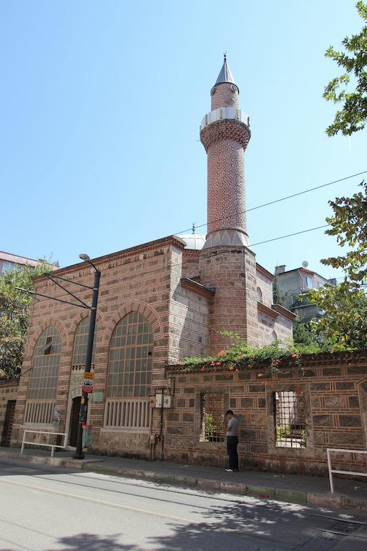 Мечеть Ибн Беззаза в Бурсе