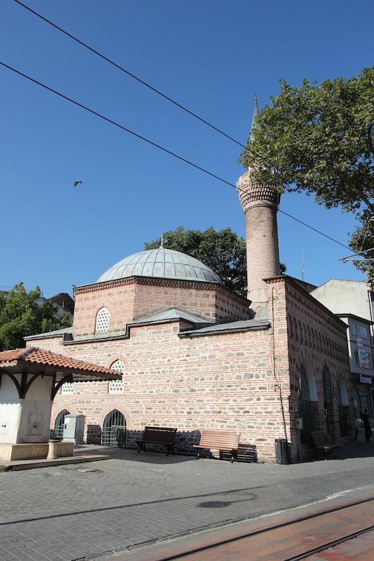 Мечеть Йигит Кёхне в Бурсе