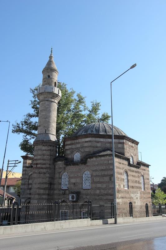 Мечеть Аджем-реиса в Бурсе