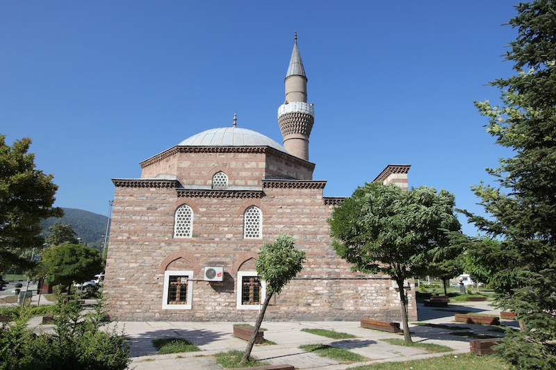Мечеть Хатиджи Исфендияр в Бурсе