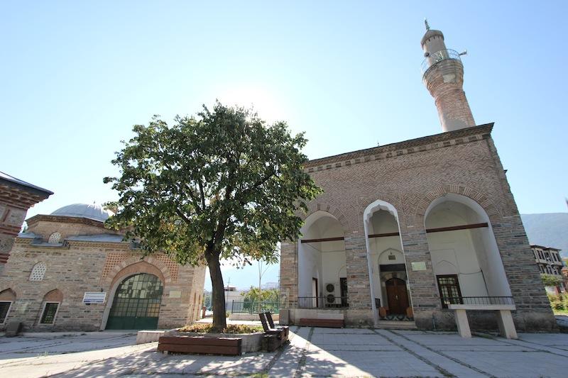 Мечеть Ситтин-хатун в Бурсе