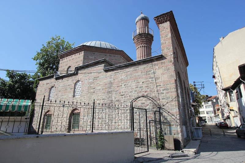 Мечеть Ахмет-даи в Бурсе