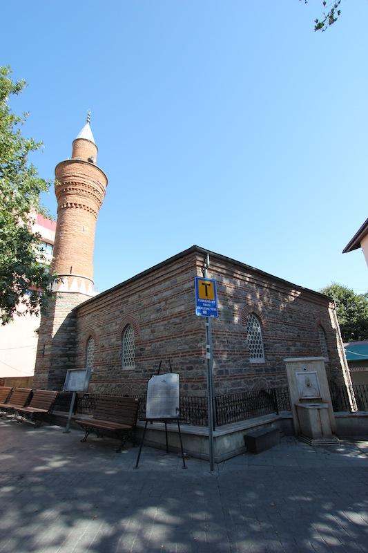 Мечеть Йигит Джедид в Бурсе
