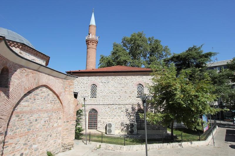 Мечеть Эртогрула Челеби в Бурсе