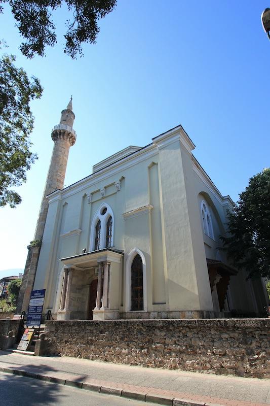 Мечеть Шехадет в Бурсе