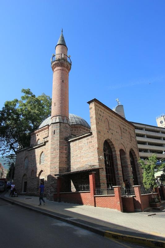 Мечеть Карашейха в Бурсе