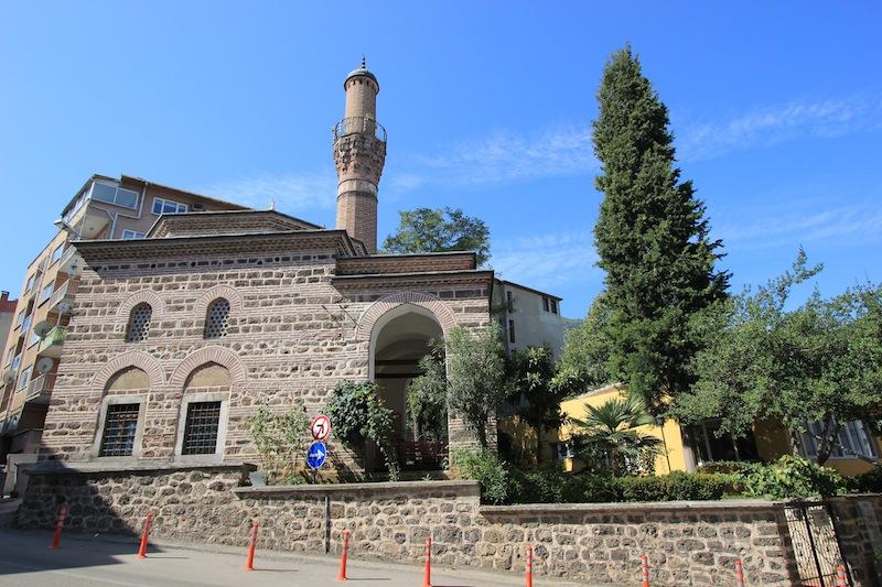 Мечеть Бешикчиляр в Бурсе