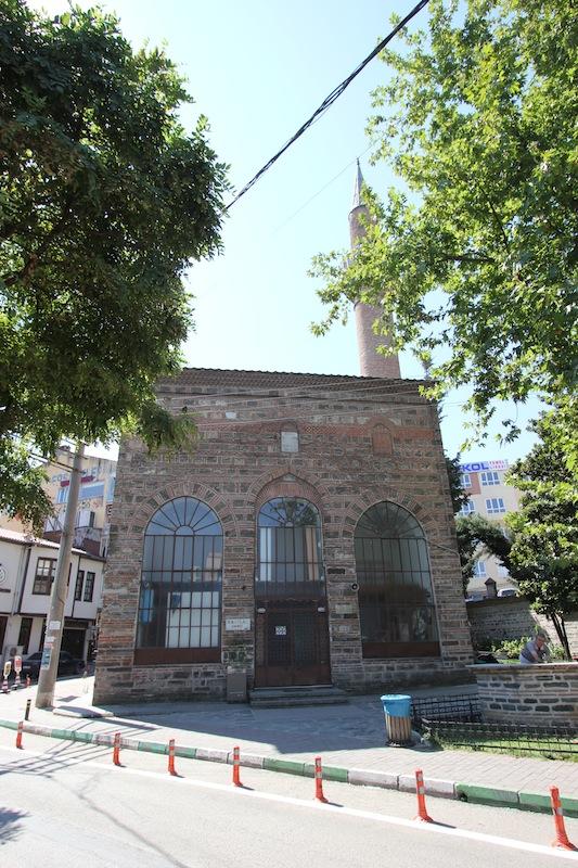Мечеть Хаджилер в Бурсе