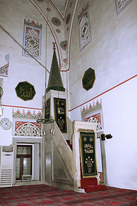 Мечеть Мурад-паши в Аксарае