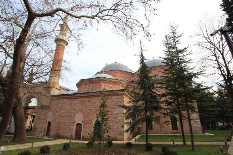 Мечеть Мурадие в Бурсе