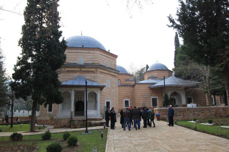 Мавзолей шехзаде Ахмеда