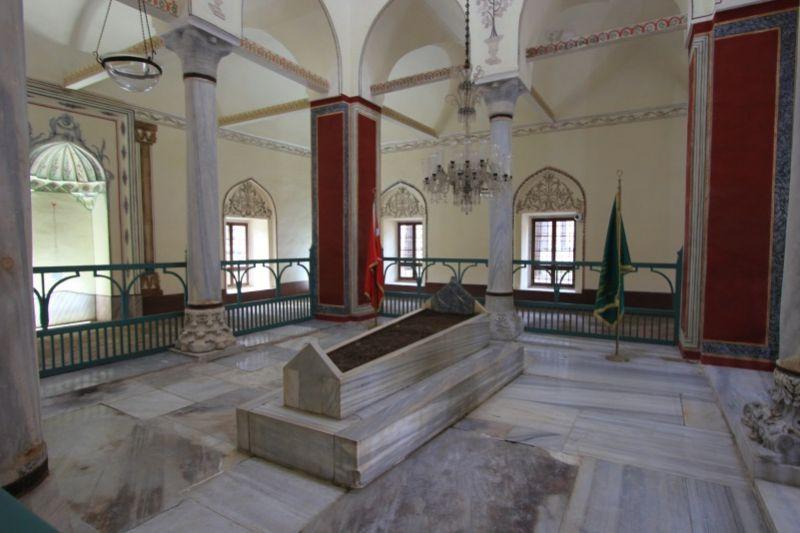 Мавзолей султана Мурада II