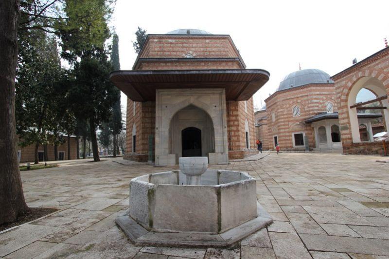 Мавзолей Джем-Султан
