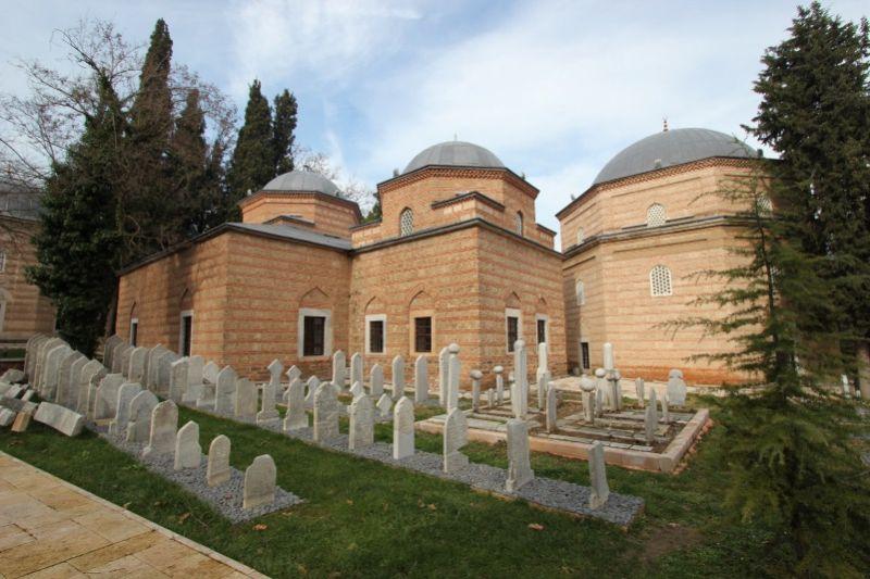 Музей могильных камней в Бурсе