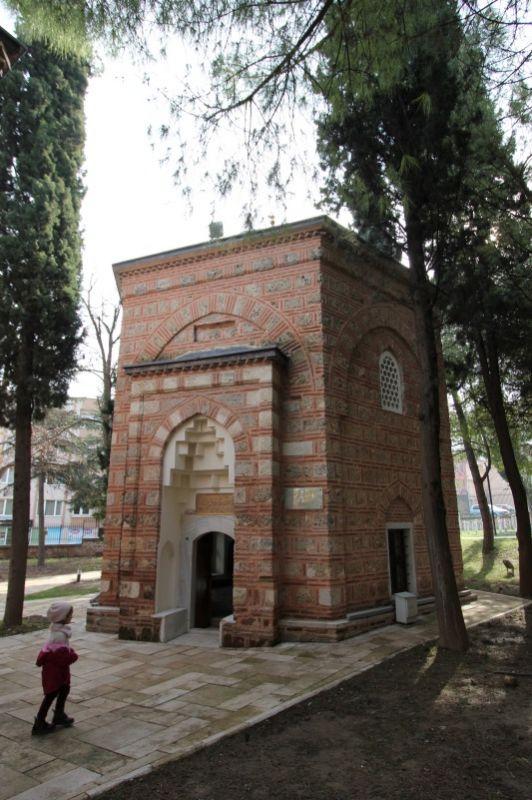 Мавзолей Хума Хатун