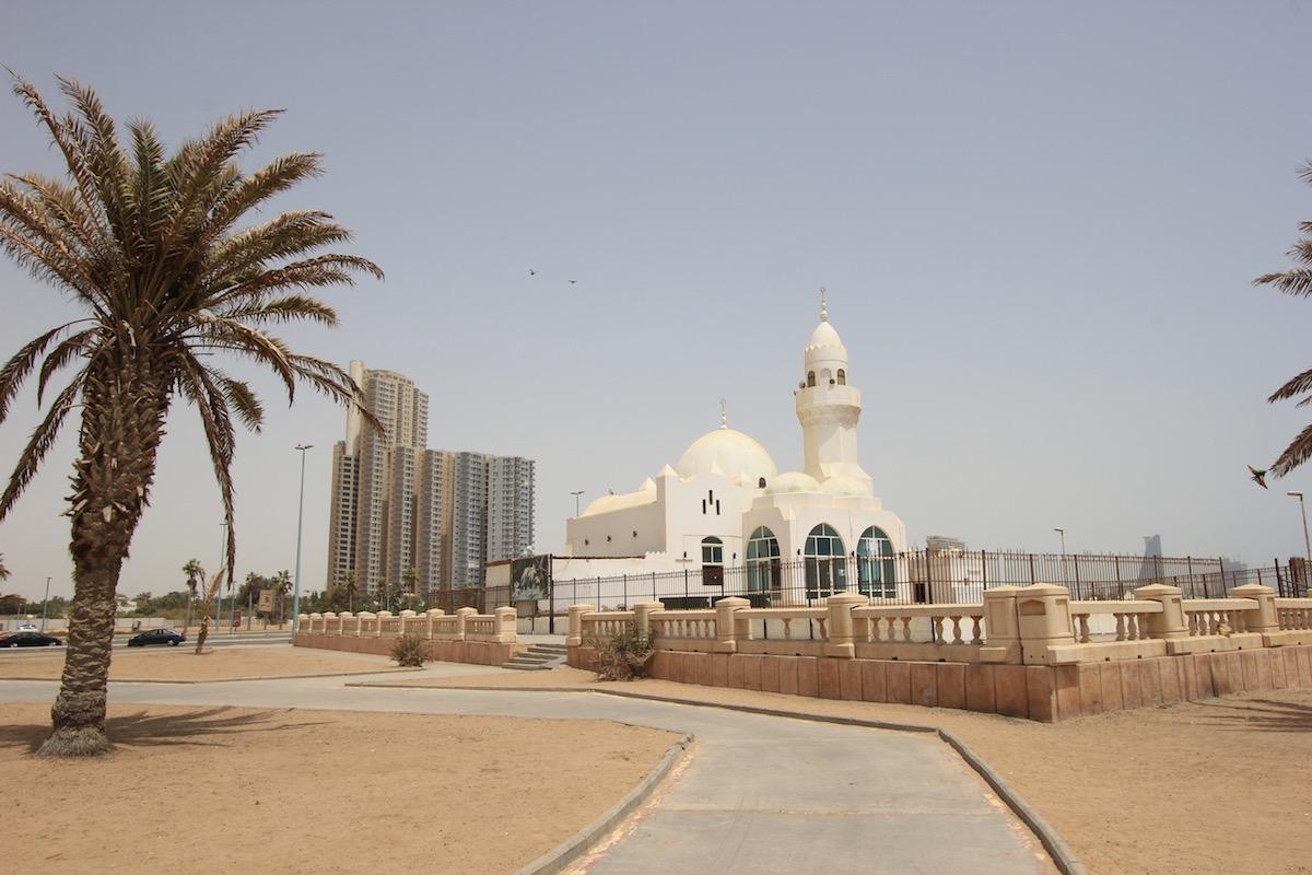 Мечеть Аль-Корниш в Джидде