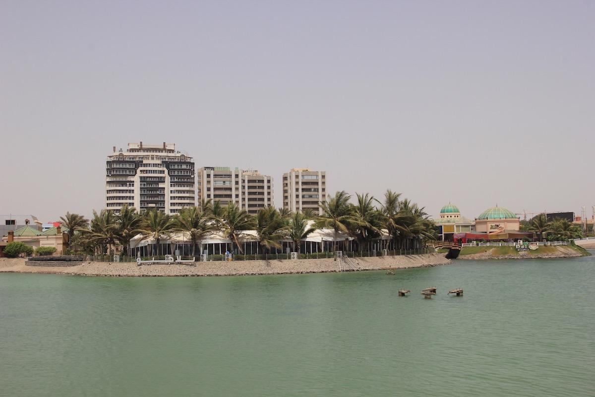 Озеро Корниш в Джидде