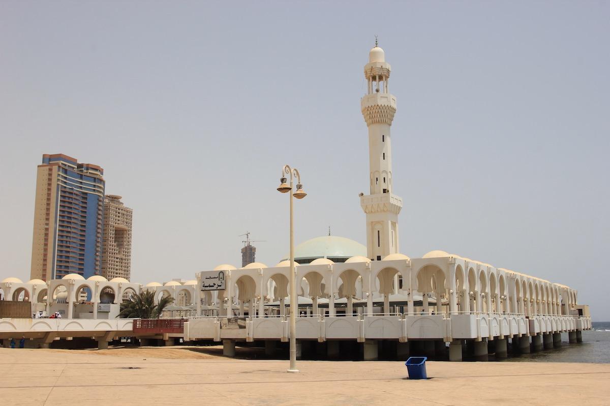 Мечеть Ар-Рахма в Джидде