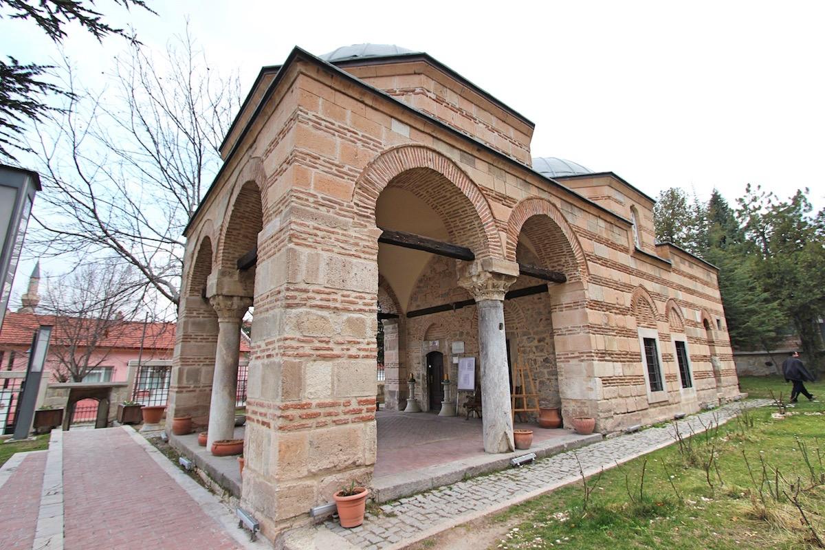 Библиотека Куршунлу в Эскишехире