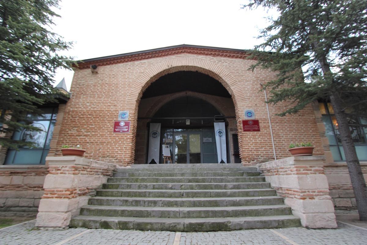 Музей морской пенки в Эскишехире