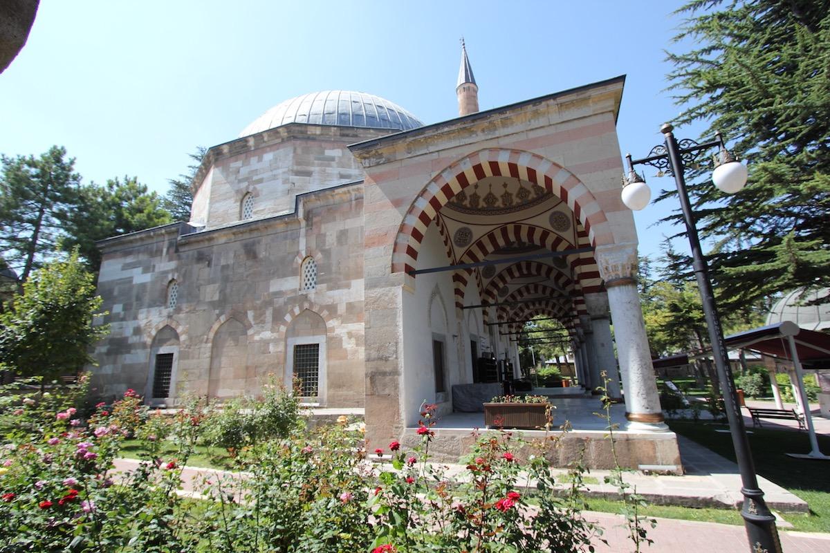 Мечеть Куршунлу в Эскишехире