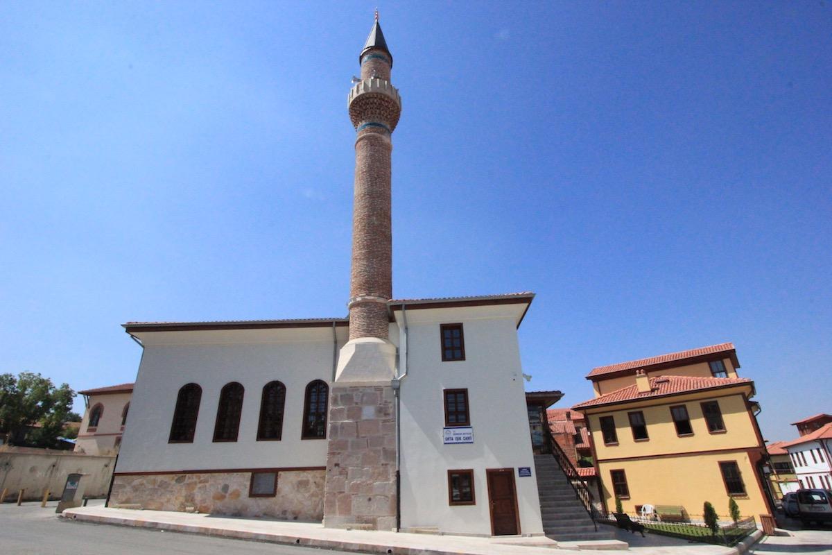 Мечеть Орта Ишык в Эскишехире